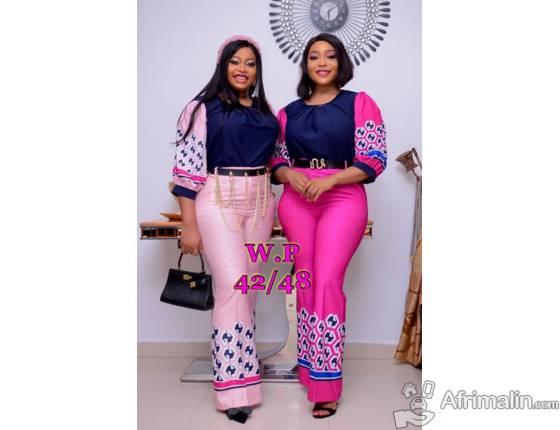Vêtement : Complet pantalon