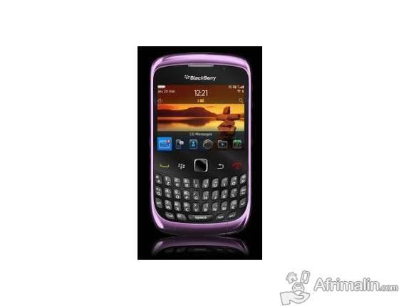 blackberry 9300 violet