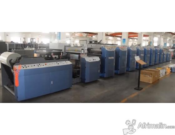 imprimante flexographique en chine à vendre