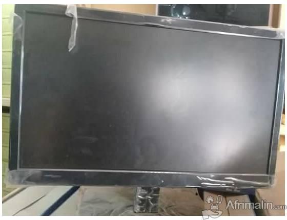 tele cran plat led 22 pouces petit bamako r gion de bamako mali tv sur afrimalin. Black Bedroom Furniture Sets. Home Design Ideas