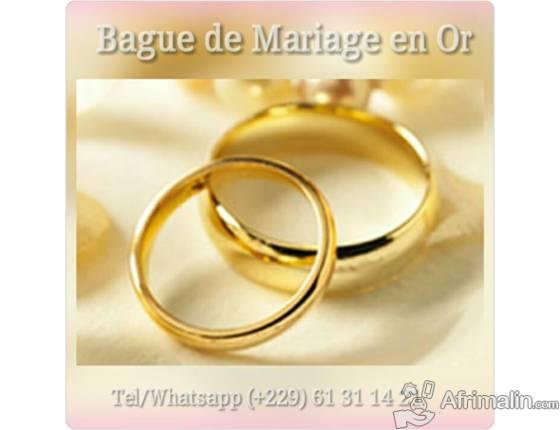 Des Bague De Mariage En Or 18 Carats Et 14 Carats
