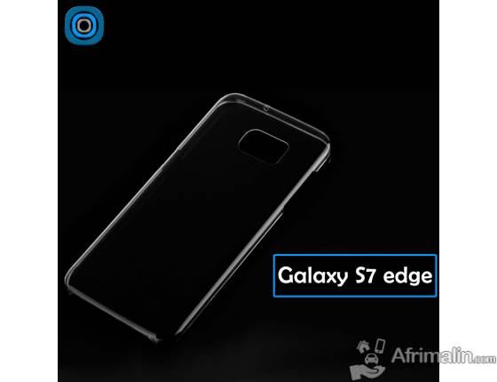 Coque ultra slim Galaxy S7 edge