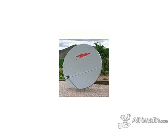 Installation des antennes paraboliques