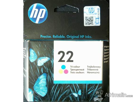 Cartouche d'encre de marque HP