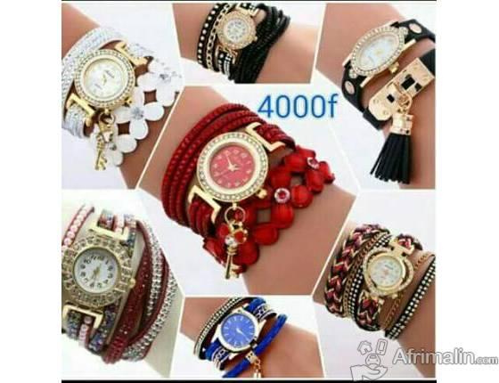 Montres -Bracelets en vente