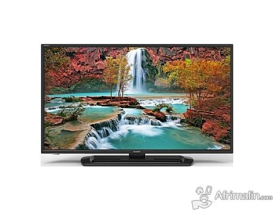 "Full HD LED 40"" SHARP LC-40LE265M"