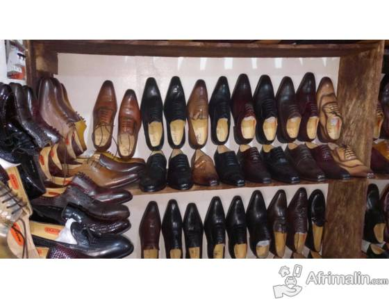 Chaussures d'hommes italiennes