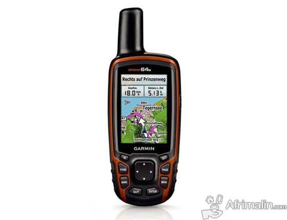 GPS PORTABLE GARMIN GPSMAP 64S