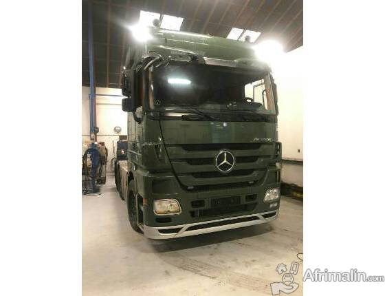 Mercedes 2551 actros