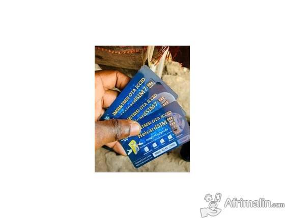 Carte Turbo SIM