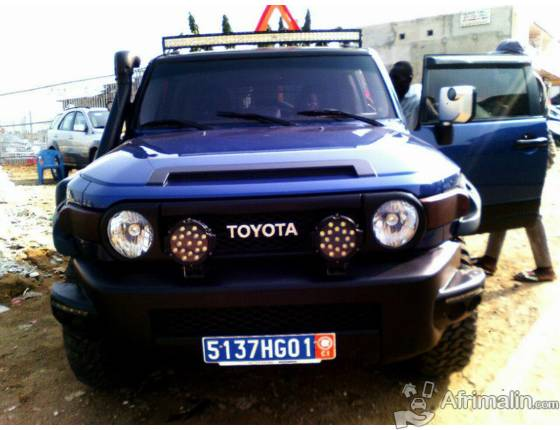 toyota fj cruiser ann e 2008 abidjan r gion d 39 abidjan c te d 39 ivoire voitures sur afrimalin. Black Bedroom Furniture Sets. Home Design Ideas