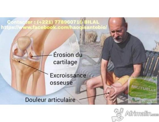 Traitement de l'Arthrose definitivement