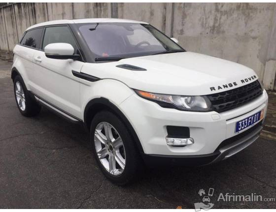 range rover evoque sport abidjan r gion d 39 abidjan c te d 39 ivoire voitures sur afrimalin. Black Bedroom Furniture Sets. Home Design Ideas