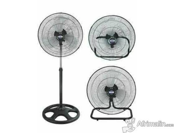 Ventilateur SOLSTAR 3 en 1