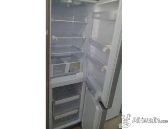 Réfrigérateur Combiné 272L INDESIT BIAA12PX - Gris