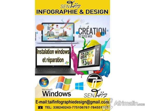 Infographie & Design