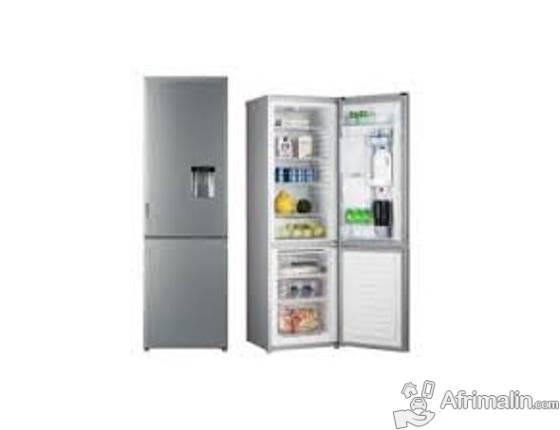Réfrigérateur Combiné 350L avec distribueur d'eau HISENSE RD-33DC4SB - Gris