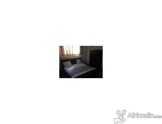 A louer appartements meublés avec piscine au virage