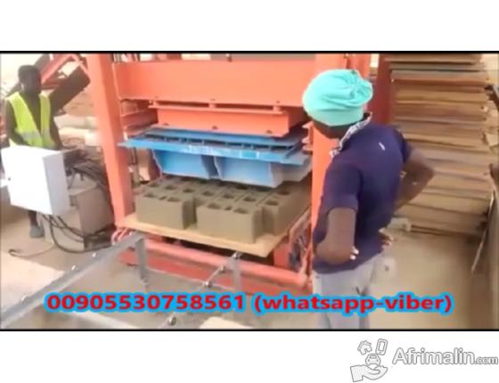 Nouvelle campagne machine de parpaing brique hourdis for Resistance parpaing