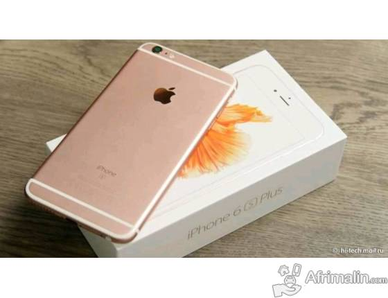 Iphone 6 s plus 64 gb scelle disponible