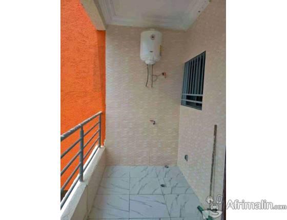 Appartement haut standing de 3 pièces neufs à louer à la Riviera Bonoumin