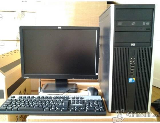 Vends ordinateur HP bureau