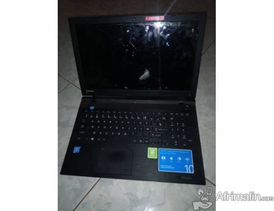Ordinateur Toshiba SATELLITE C55