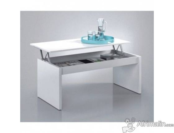 KENDRA Table Basse Relevable