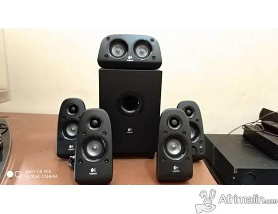 speaker marque logitech bamako r gion de bamako mali audio lecteurs mp3 sur afrimalin. Black Bedroom Furniture Sets. Home Design Ideas
