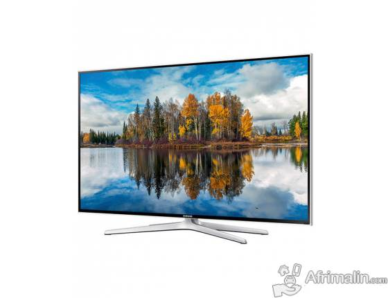"Samsung TV LED 55"" Full HD 55H6400 - Noir"