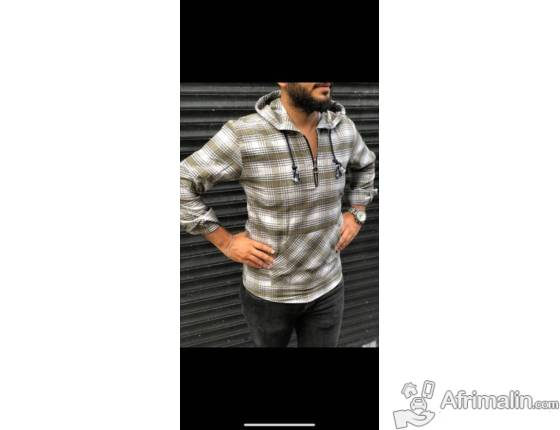 vetement: chemise