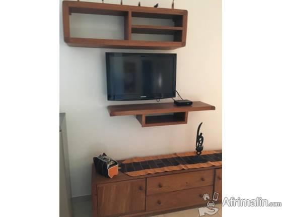 Studio meublé à louer aux Almadies