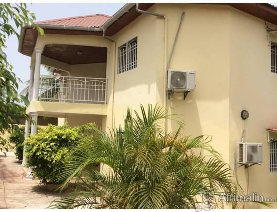 Une luxueuse maison climatis e louer kip conakry r gion de conakry guin e maisons for Maison luxueuse a louer