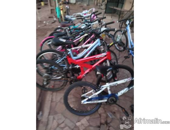 Bicyclette pour enfants