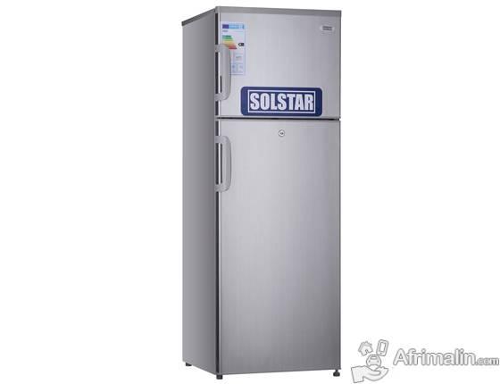 Réfrigérateur 310L SOLSTAR RF310 - Gris