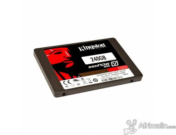 Kingston SSDnow V300 | 240Go