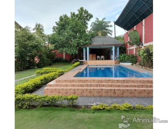 Villa mise en location