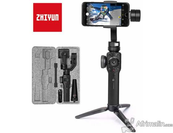 Stabilisateur Video Intelligent  pour Smartphone ZHIYUN SMOOTH 4