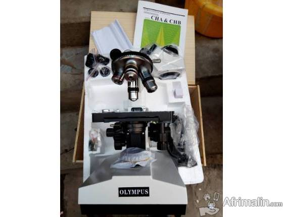 Microscope Olympus neuf