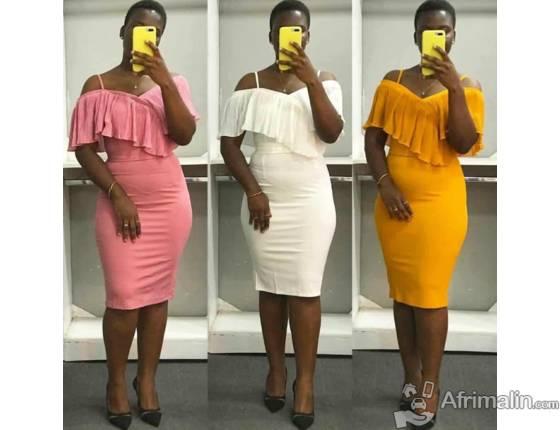 Vêtement : Robe dame