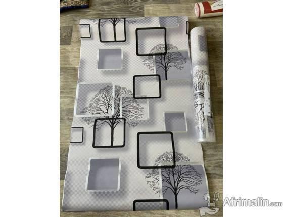 Décoration :  Papier peint