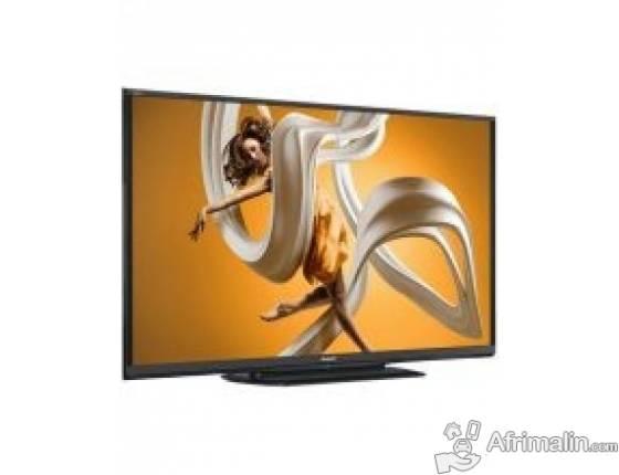"Sharp TV LED 60"" Aquos Full HD 60LE650M - Noir"