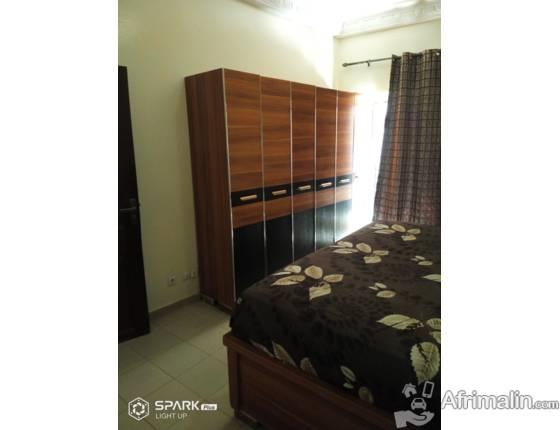 Appartement meublé à la cité keur gorgui