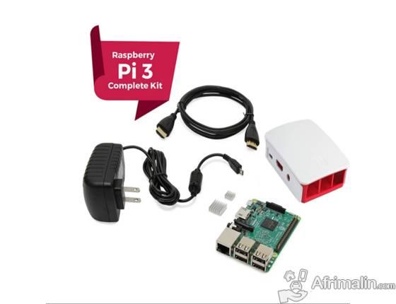 Electronique, les kits Arduino, les kits raspberry