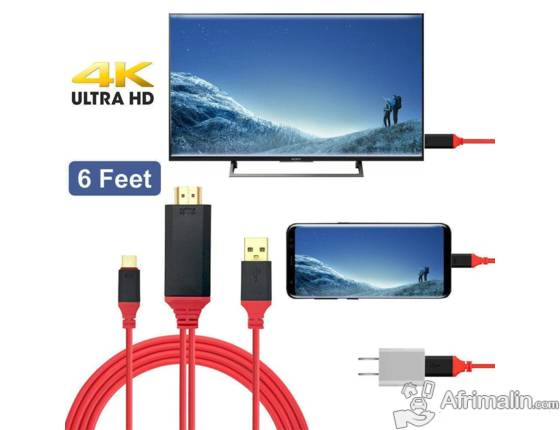 CABLE USB-C VERS HDMI