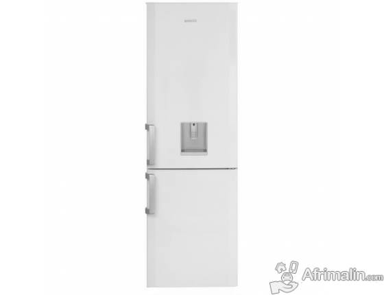 Réfrigérateur Combiné 300L BEKO CH134100D - Gris