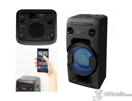 mini chaine sony mhcv11 dakar r gion de dakar s n gal audio lecteurs mp3 sur afrimalin. Black Bedroom Furniture Sets. Home Design Ideas