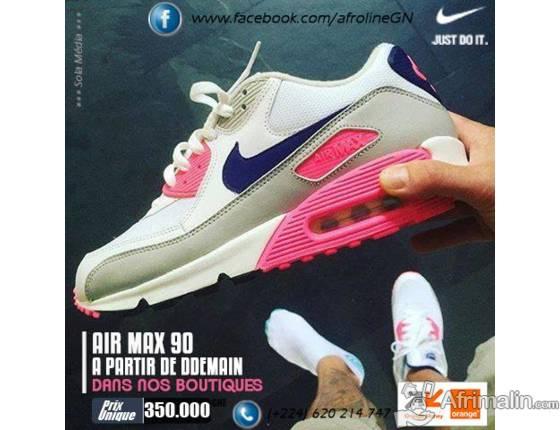 Région Vendre Max Conakry Chaussures Air A Conakry De q7UgFg