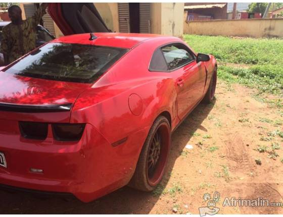 chevrolet camaro a vendre bamako r gion de bamako mali voitures sur afrimalin. Black Bedroom Furniture Sets. Home Design Ideas