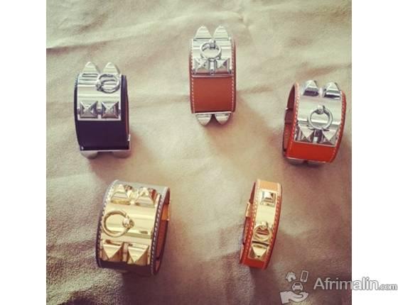 9bc2fd0bf8c Bracelet HERMES cuir - Abidjan